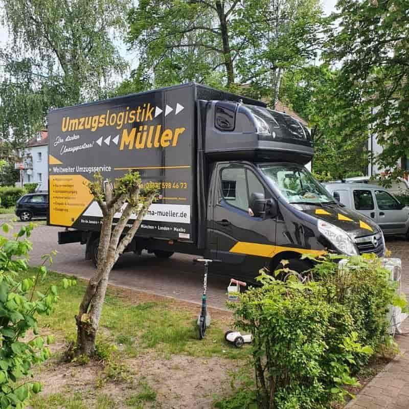 Ein umzug in Hoppegarten mit Müller Umzüge
