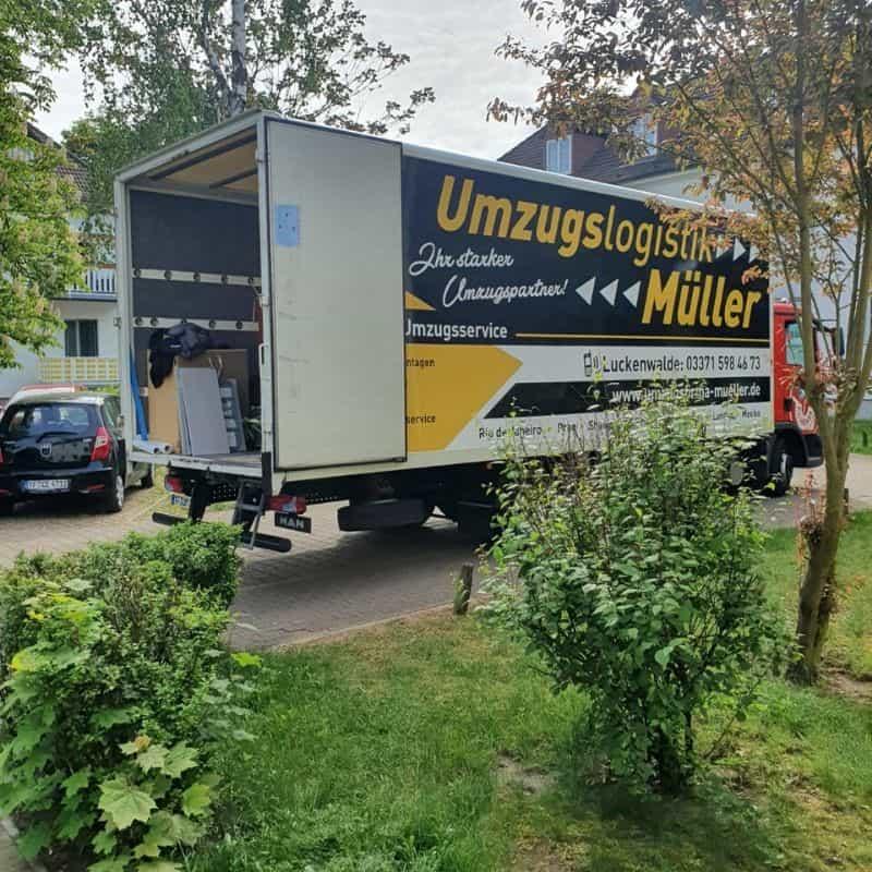 Umzugsunternehmen in Waßmannsdorf